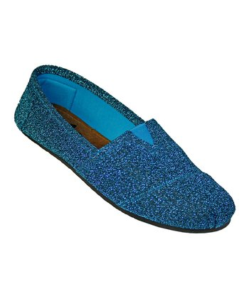 Teal Frost Loafer - Women