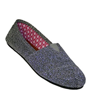 Silver Frost Slip-On Shoe