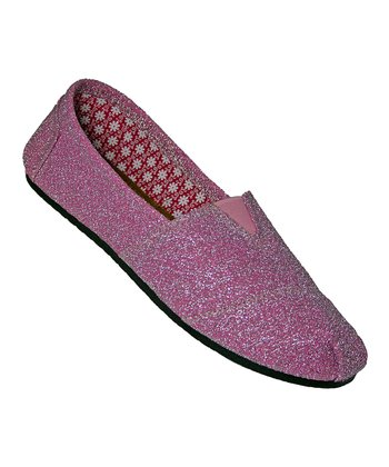 Pink Frost Loafer - Women