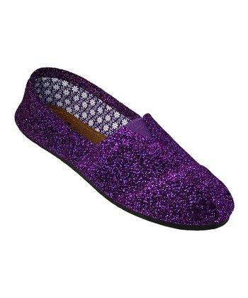 Purple Frost Loafer - Women