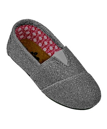 Silver Frost Loafer - Kids