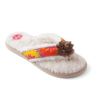 Natural Cosmo Slipper - Women