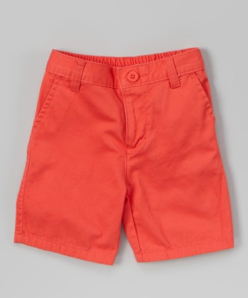 Red Shorts - Infant & Toddler