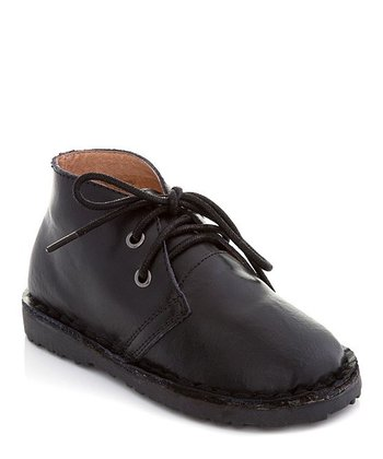 Black Chukka Boot - Boys