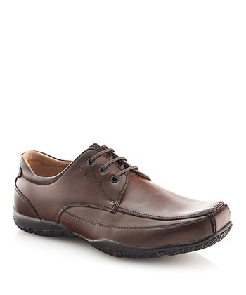 Brown Mike Dress Shoe