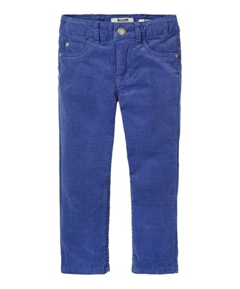 Rebel Purple Corduroy Skinny Pants - Infant, Toddler & Girls