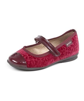 garvalin Red Velvet Mary Jane