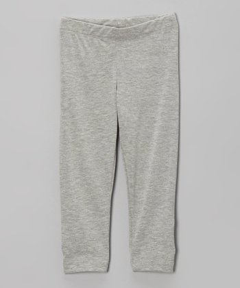 Gray Classic Leggings - Infant & Toddler