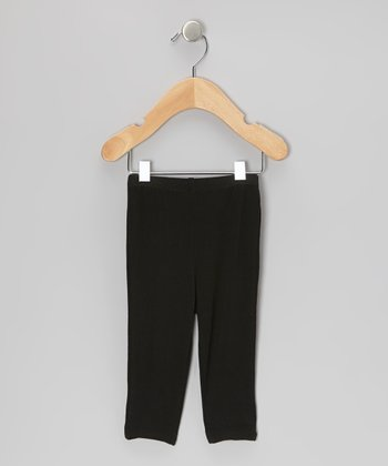 Black Leggings - Infant & Toddler