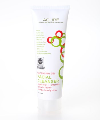 Cleansing Gel Facial Cleanser
