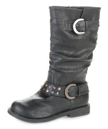 Black Pandora Boot