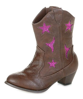 Brown Vega Cowboy Boot