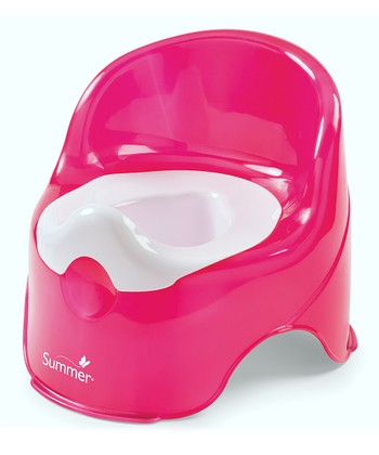 Raspberry Lil Loo Training Toilet