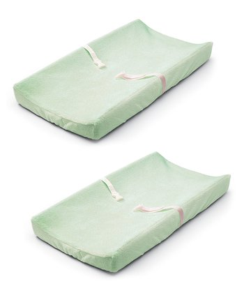 Sage Ultra Plush Changing Pad Cover Set