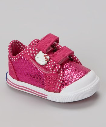 Hot Pink Mimmy Hello Kitty Sneaker