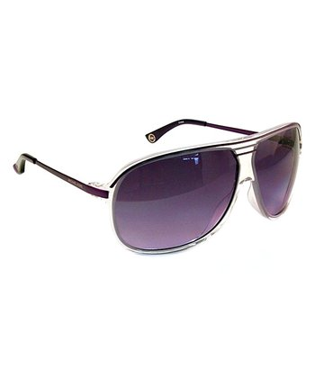 Purple Medina Sunglasses