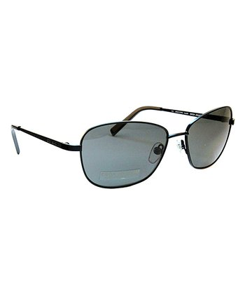 Black Mason Sunglasses - Men