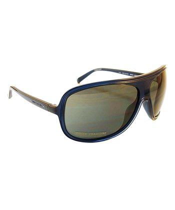 Navy Sunglasses
