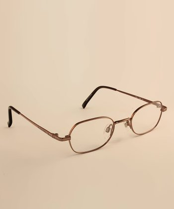 Rose Thin Frame 45 mm Eyeglasses