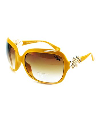 Mustard Sunglasses