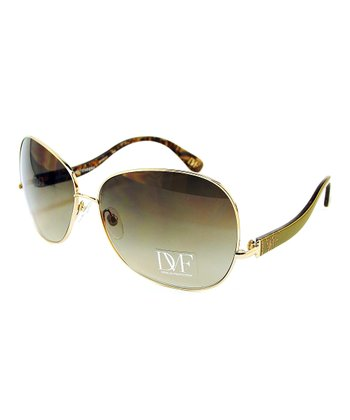 Golden & Olive Sunglasses