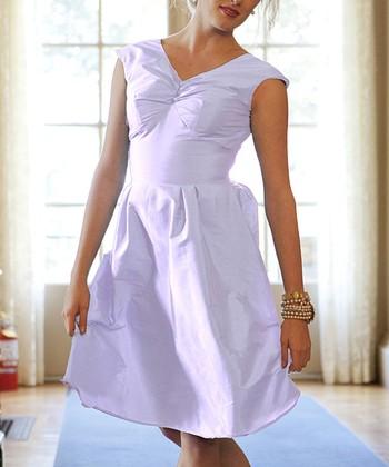 Lilac Lily Dress