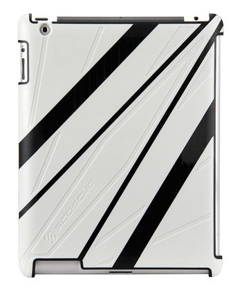 White sportKASE Case for iPad