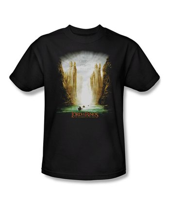 Black 'The Legend Comes To Life' Tee - Adult
