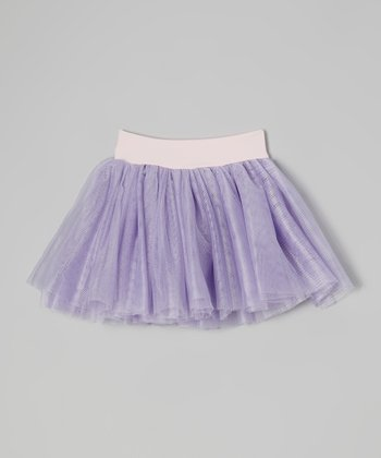 Lilac Soft Tulle Tutu - Girls