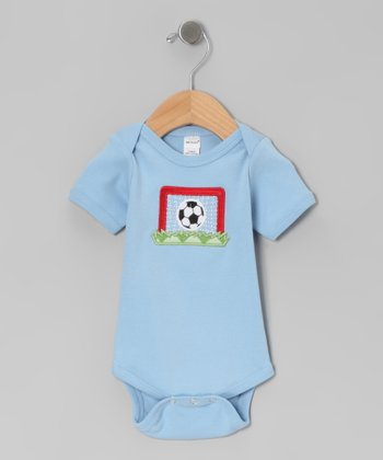 Sky Soccer Bodysuit - Infant