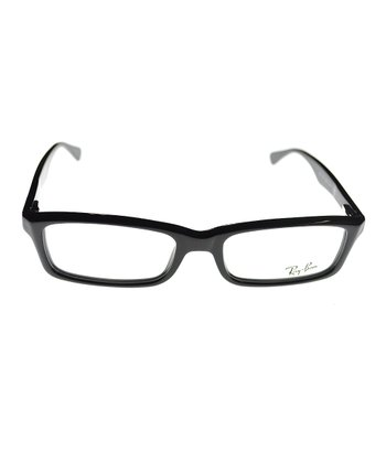 Black Shiny Thin Frame Eyeglasses