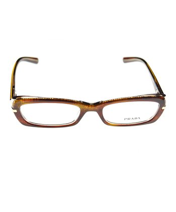 Brown Lace Eyeglasses