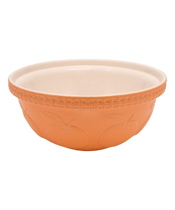 Orange 11.5'' Mixing Bowl