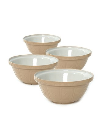 Cane 1-Cup Bowl - Set of Four