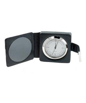 Square Desk Alarm Clock/Photo Frame