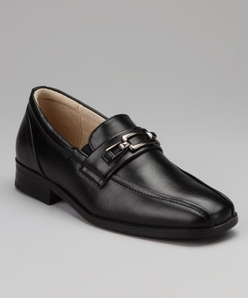 Black The Well-Heeled Loafer