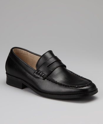 Black The Penny Loafer