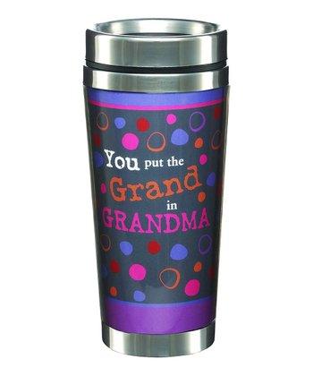 GANZ 'Grandma' Travel Mug