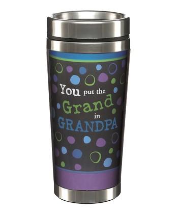 GANZ 'Grandpa' Travel Mug