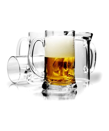 Roadhouse 20-oz. Beer Mug - Set of Four