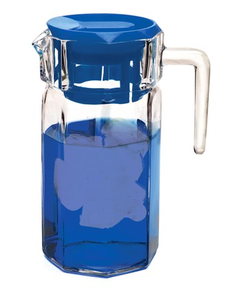 Blue 50-Oz. Pitcher