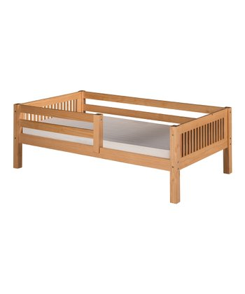 Natural Mission Guardrail Day Bed