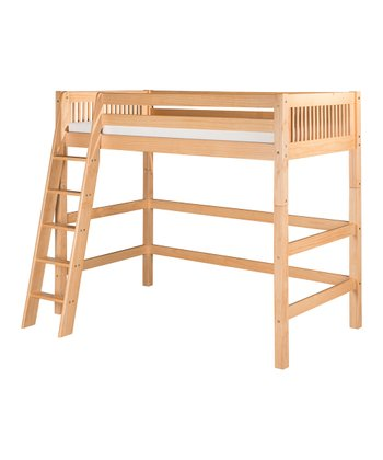 Natural Mission High Loft Bed