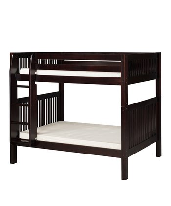Cappuccino Mission Bunk Bed