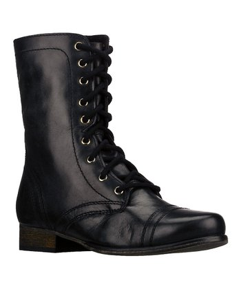 Black Abbot Darling Boot
