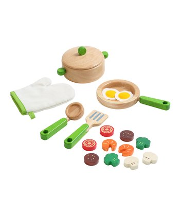 Toy Kitchenware Set