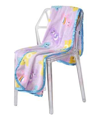 Care Bears Throw Blanket