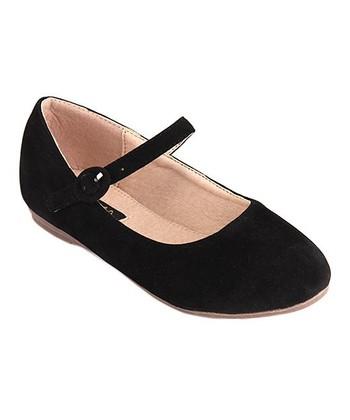 Anna Shoes Black Paris Mary Jane