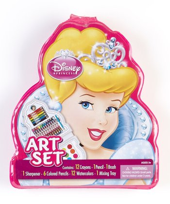 Princess Take-Along Art Set