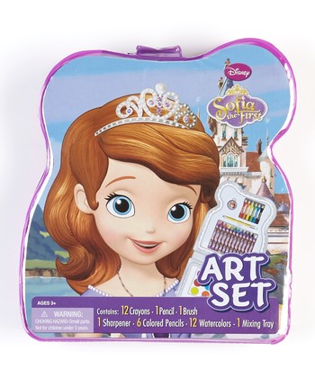 Sofia Take-Along Art Set
